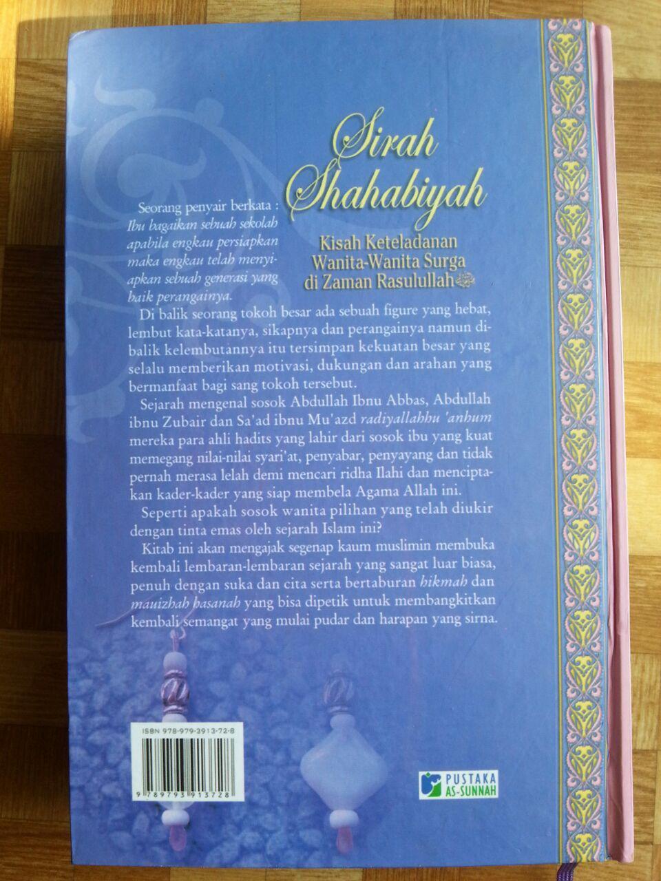 Buku Sirah Shahabiyah cover