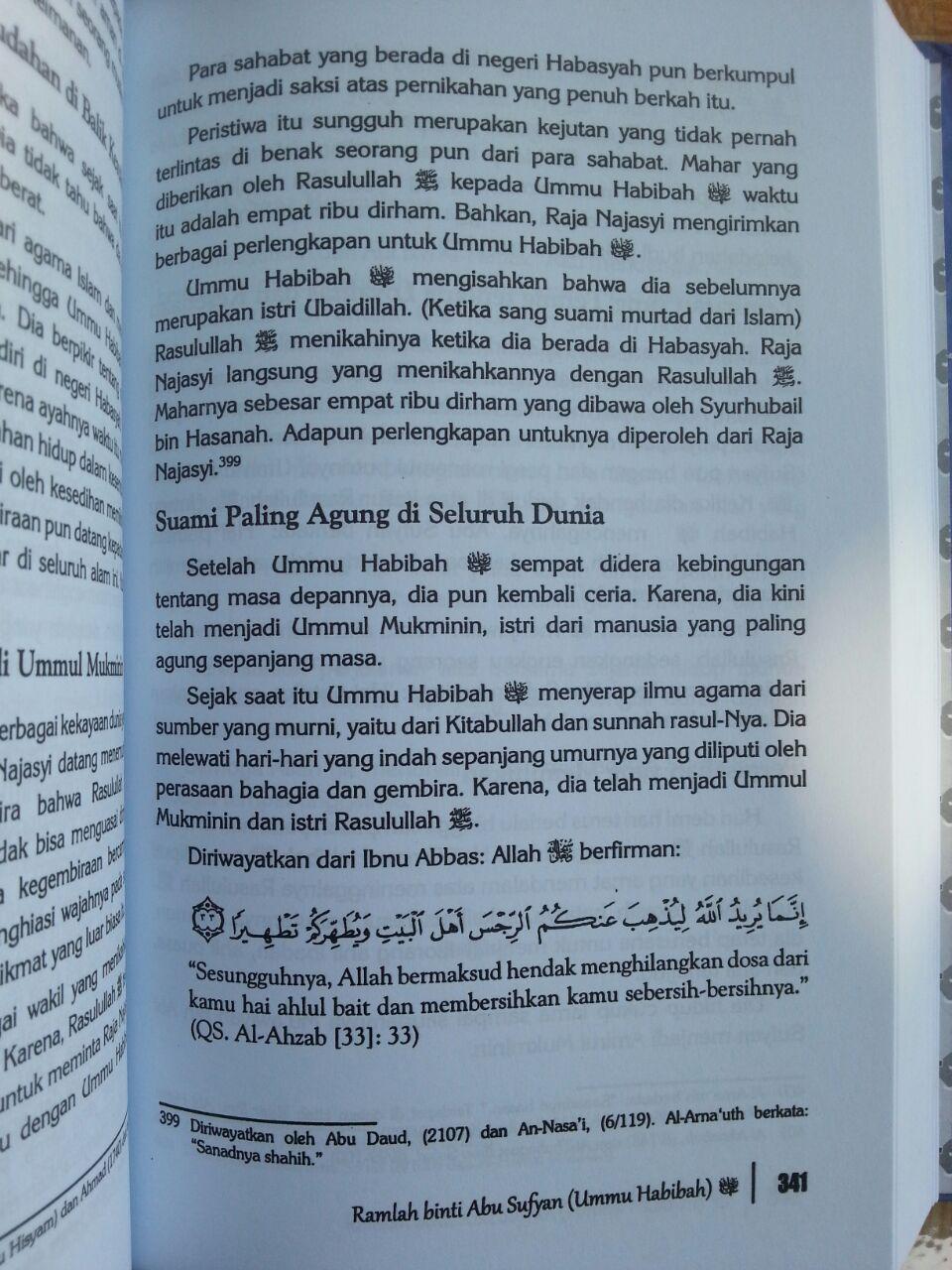 Buku Sirah Shahabiyah isi 3