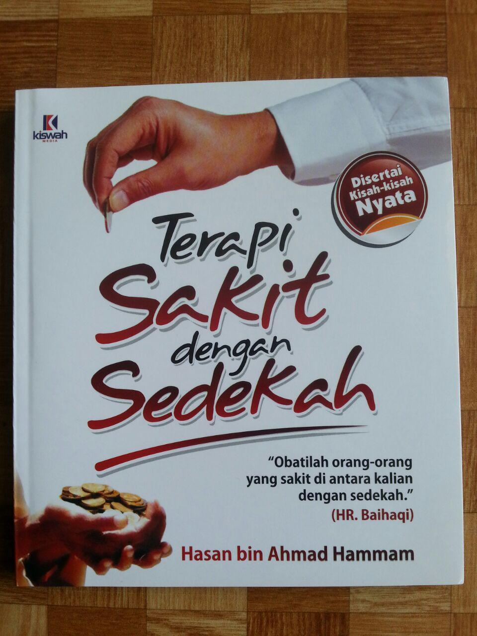 Buku Terapi Sakit Dengan Sedekah cover 2
