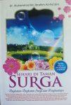 Buku Sehari di Taman Surga cover 2