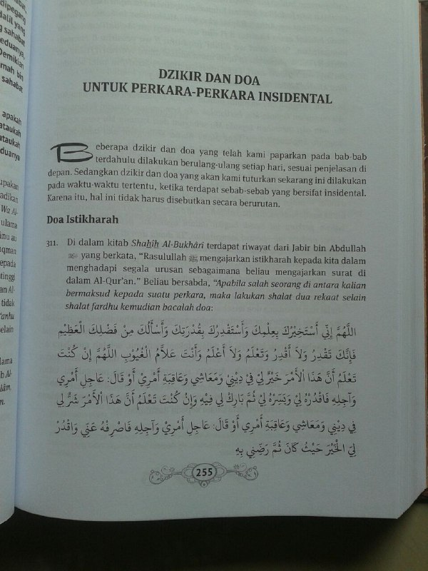 Buku Al-Adzkar Imam An Nawawi Ensiklopedi Dzikir dan Doa isi 3