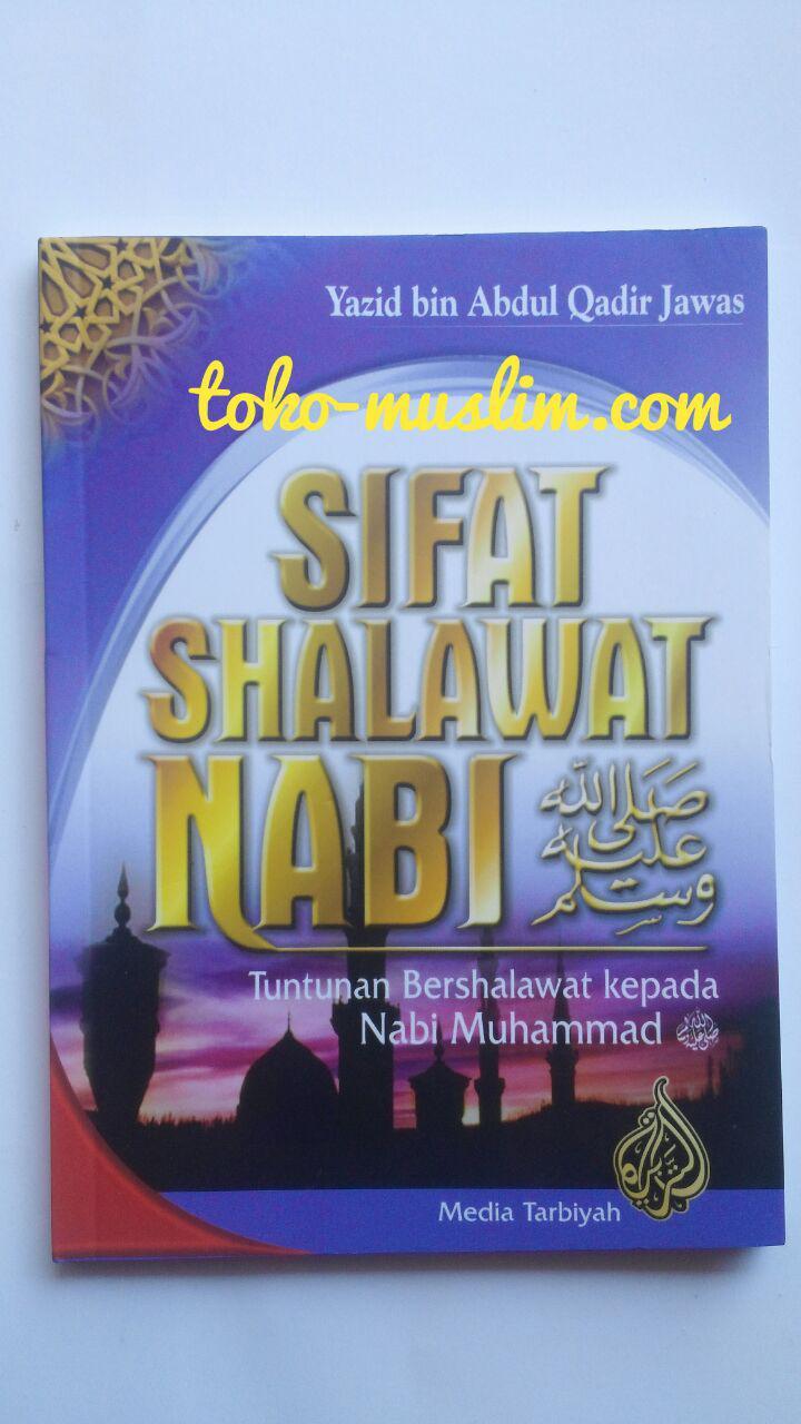 Buku Saku Sifat Shalawat Nabi cover 2