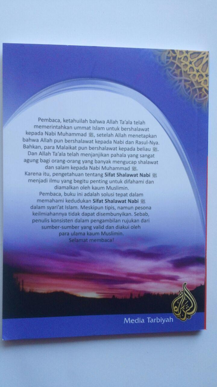 Buku Saku Sifat Shalawat Nabi cover