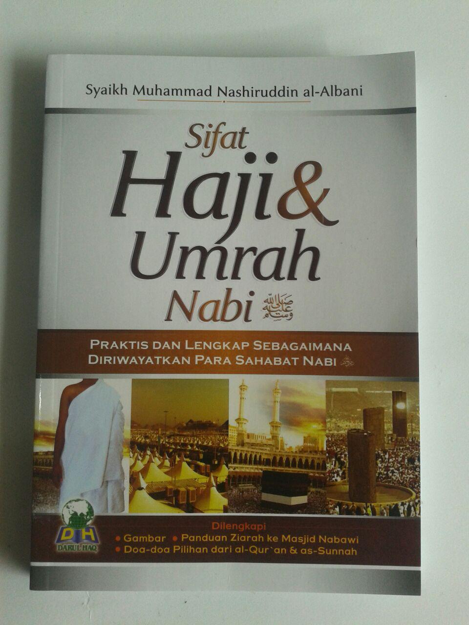 Buku Sifat Haji dan Umrah Nabi cover 2