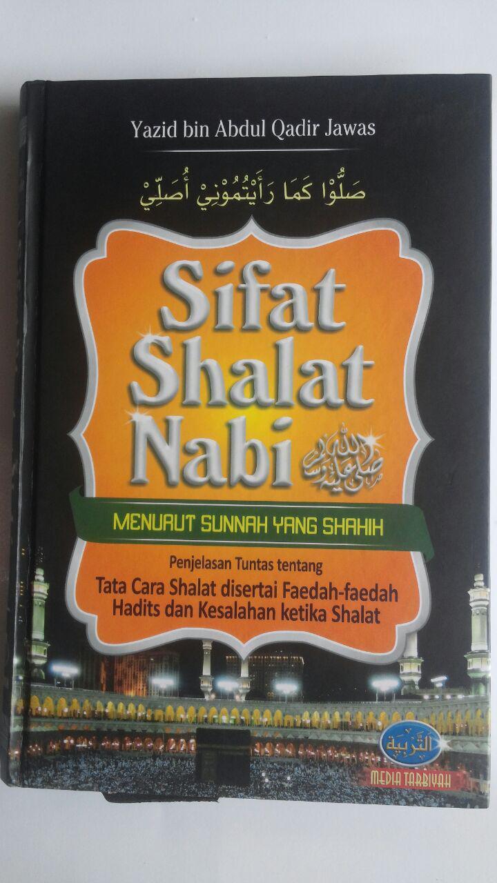 Buku Sifat Shalat Nabi 100,000 cover