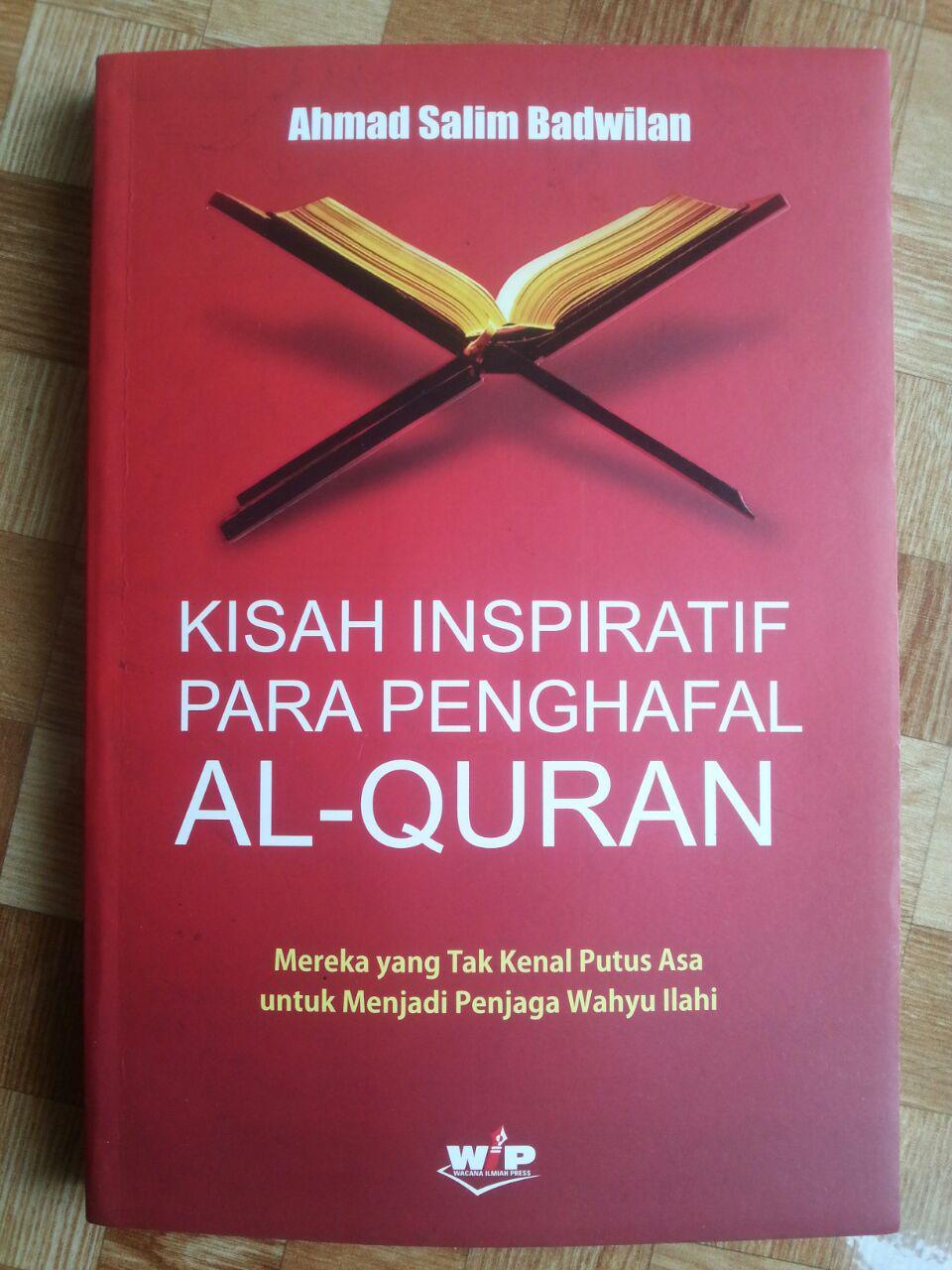 Buku Kisah Inspiratif Penghafal Al-Quran cover 2