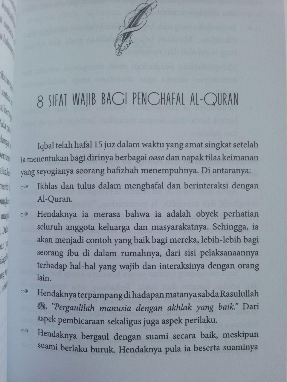 Buku Kisah Inspiratif Penghafal Al-Quran isi 3