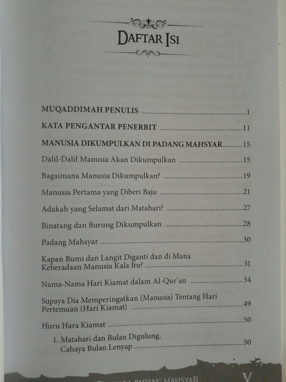 Buku Prahara Padang Mahsyar (Seri 2 Trilogi Alam Akhirat) isi 2