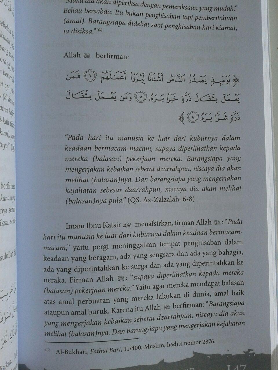 Buku Prahara Padang Mahsyar (Seri 2 Trilogi Alam Akhirat) isi