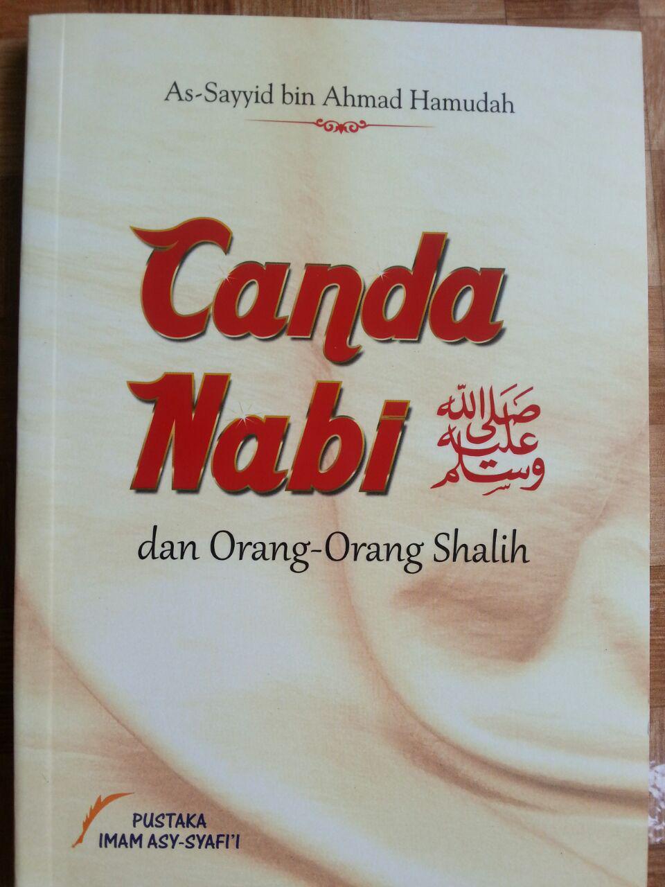 Buku Canda Nabi dan Orang-Orang Shalih cover 2