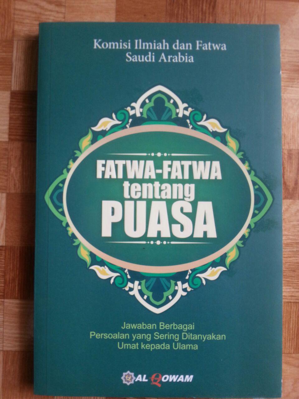 Buku Fatwa-Fatwa Tentang Puasa cover 2