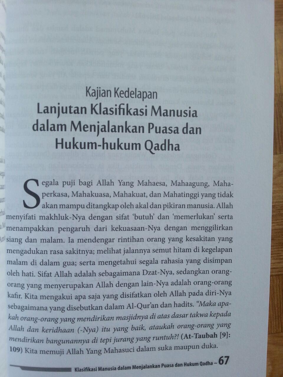 Buku Kajian Ramadhan isi 3