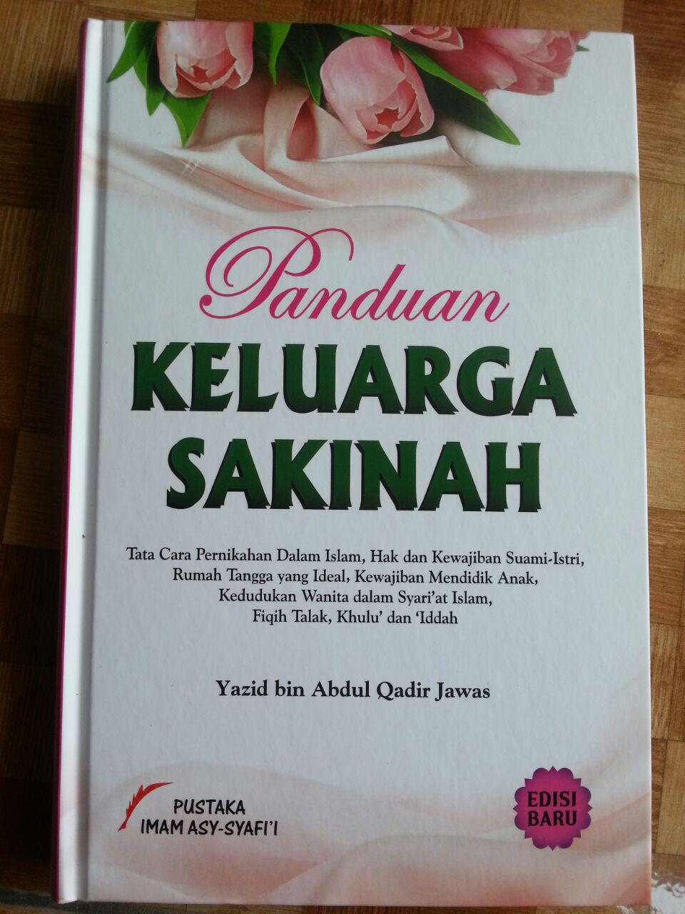 Buku Panduan Keluarga Sakinah cover 2