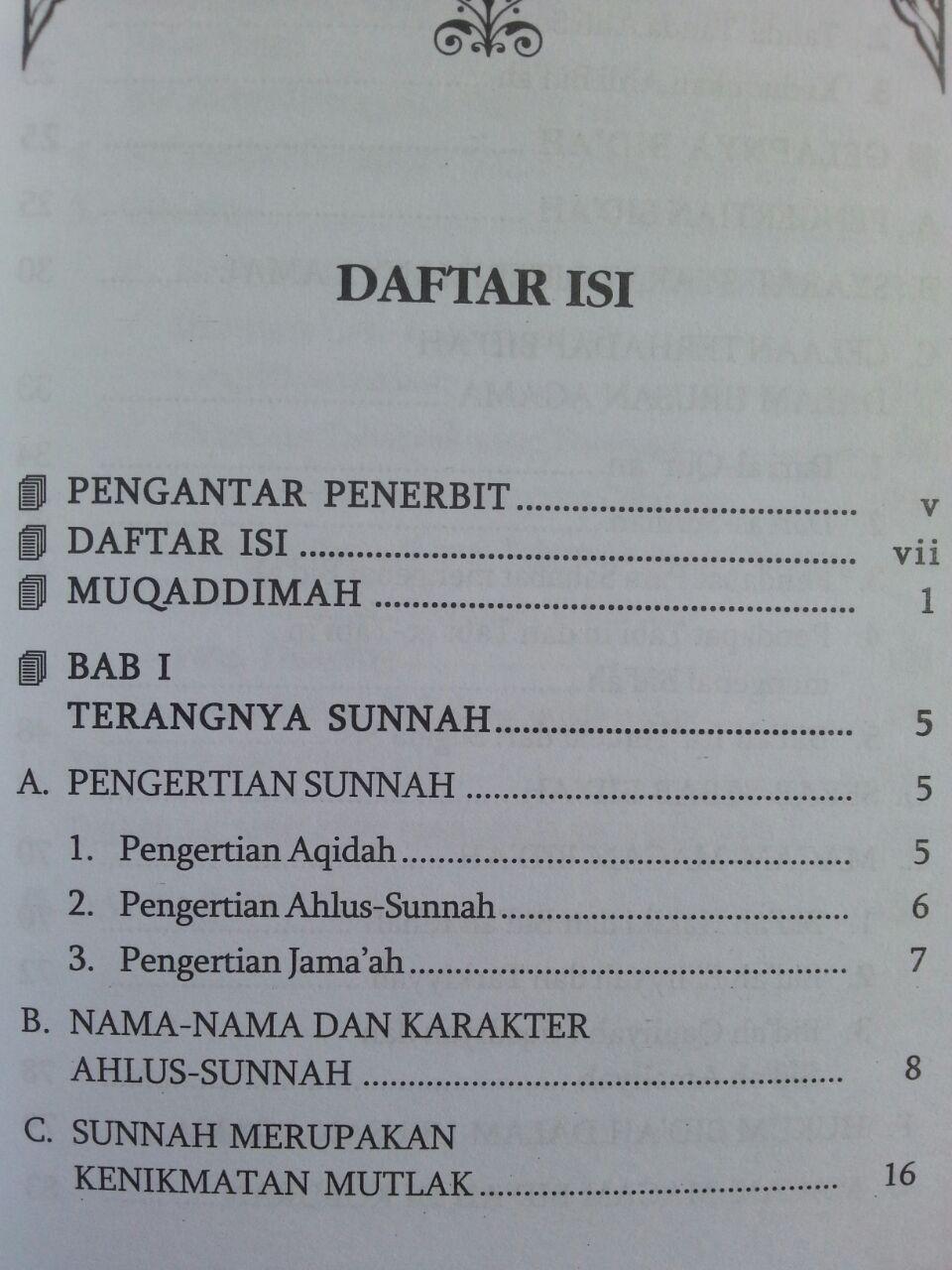 Buku Awas Bahaya Bidah isi 2