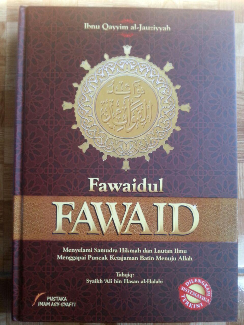 Buku Fawaidul Fawaid cover 2