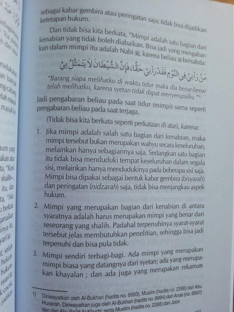 Buku Ringkasan Al-I'tisham (Membedah Seluk Beluk Bidah) isi 3