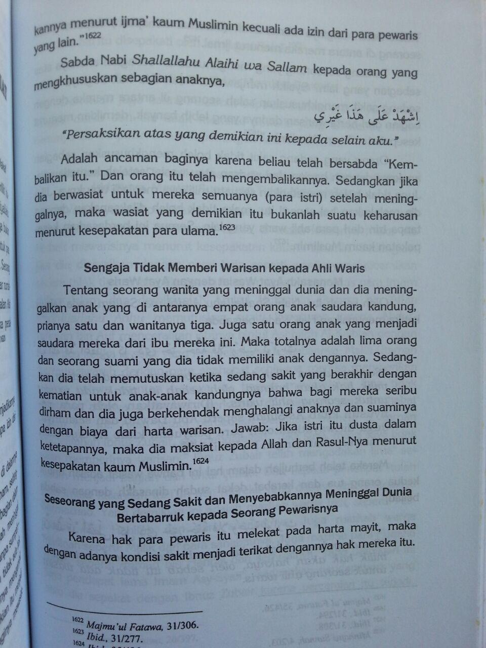 Buku Ensiklopedi Ijma Syaikhul Islam Ibnu Taimiyah isi 4