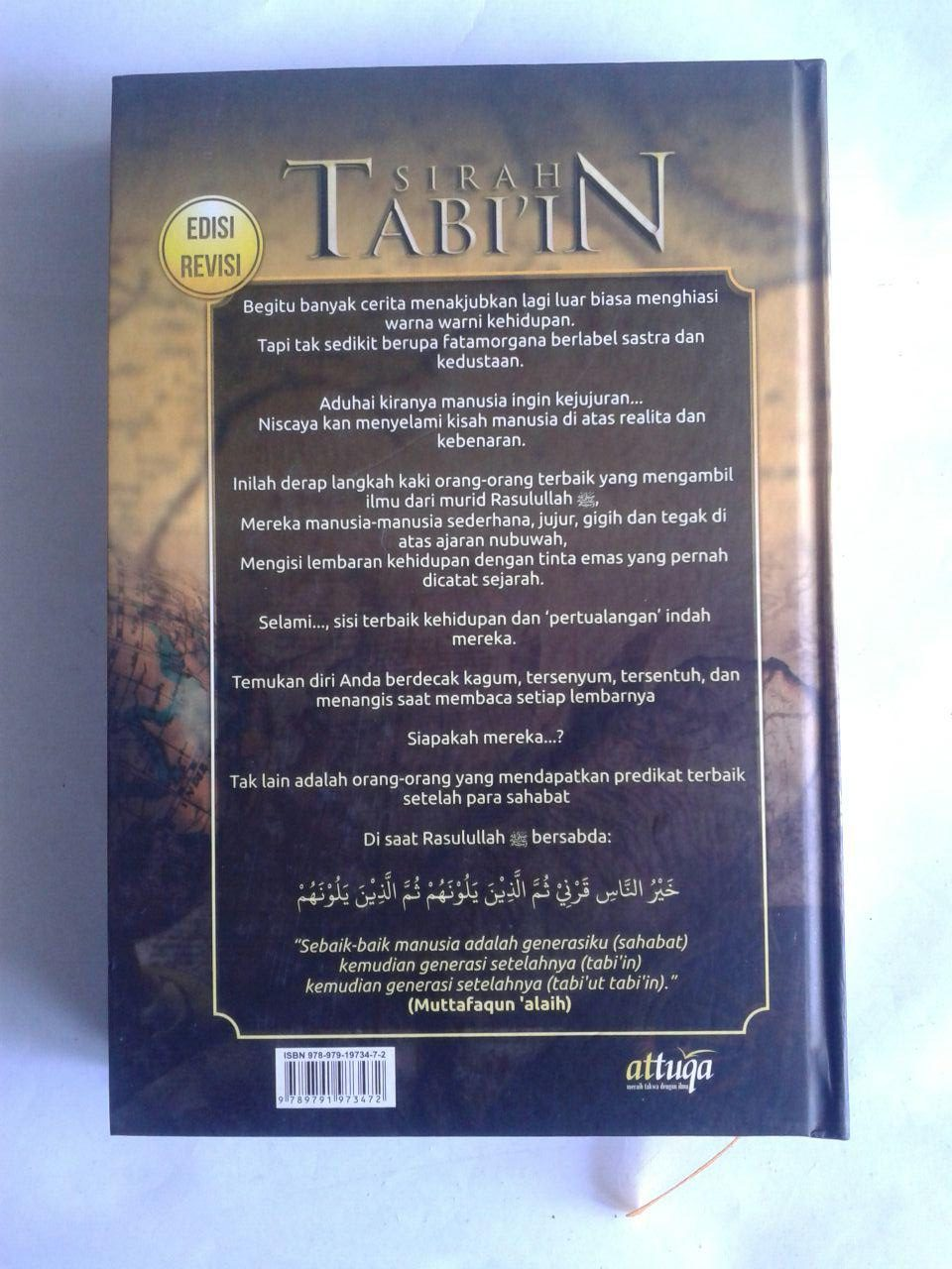 Buku Sirah Tabiin cover