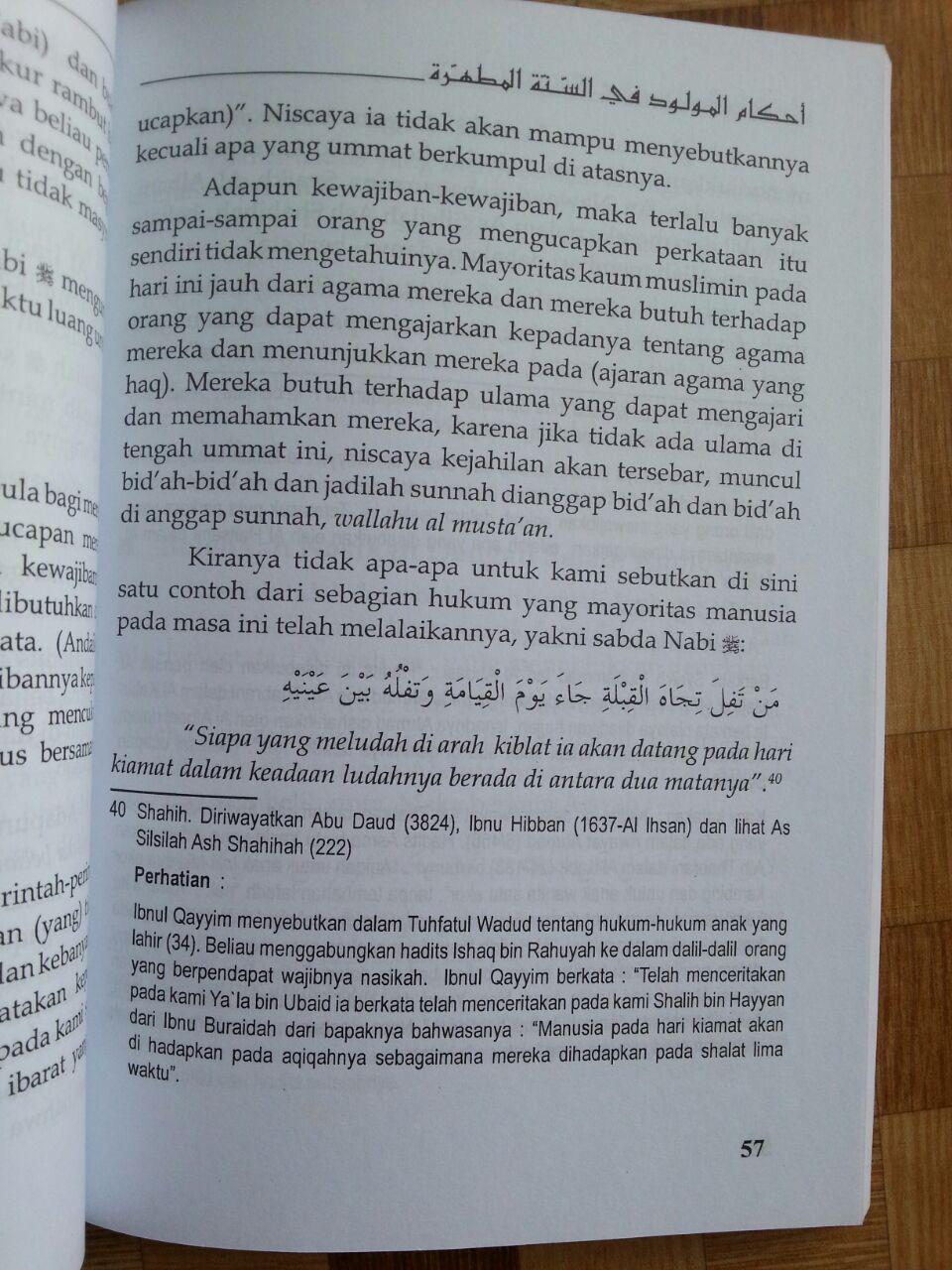 Buku Kado Untuk Si Buah Hati isi 2