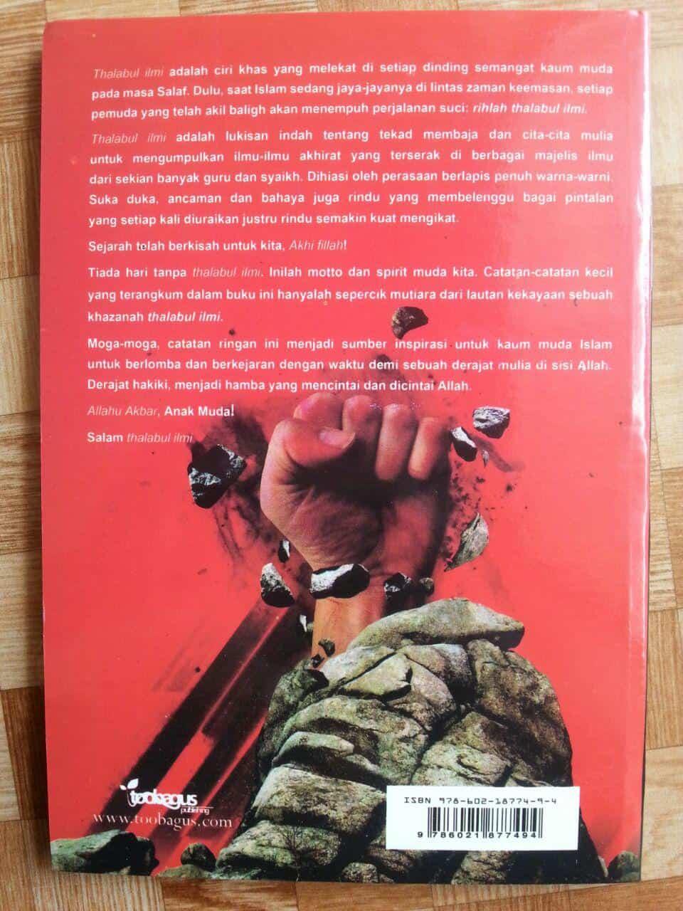 Buku Pemuda Di Warna-Warni Thalabul Ilmi cover