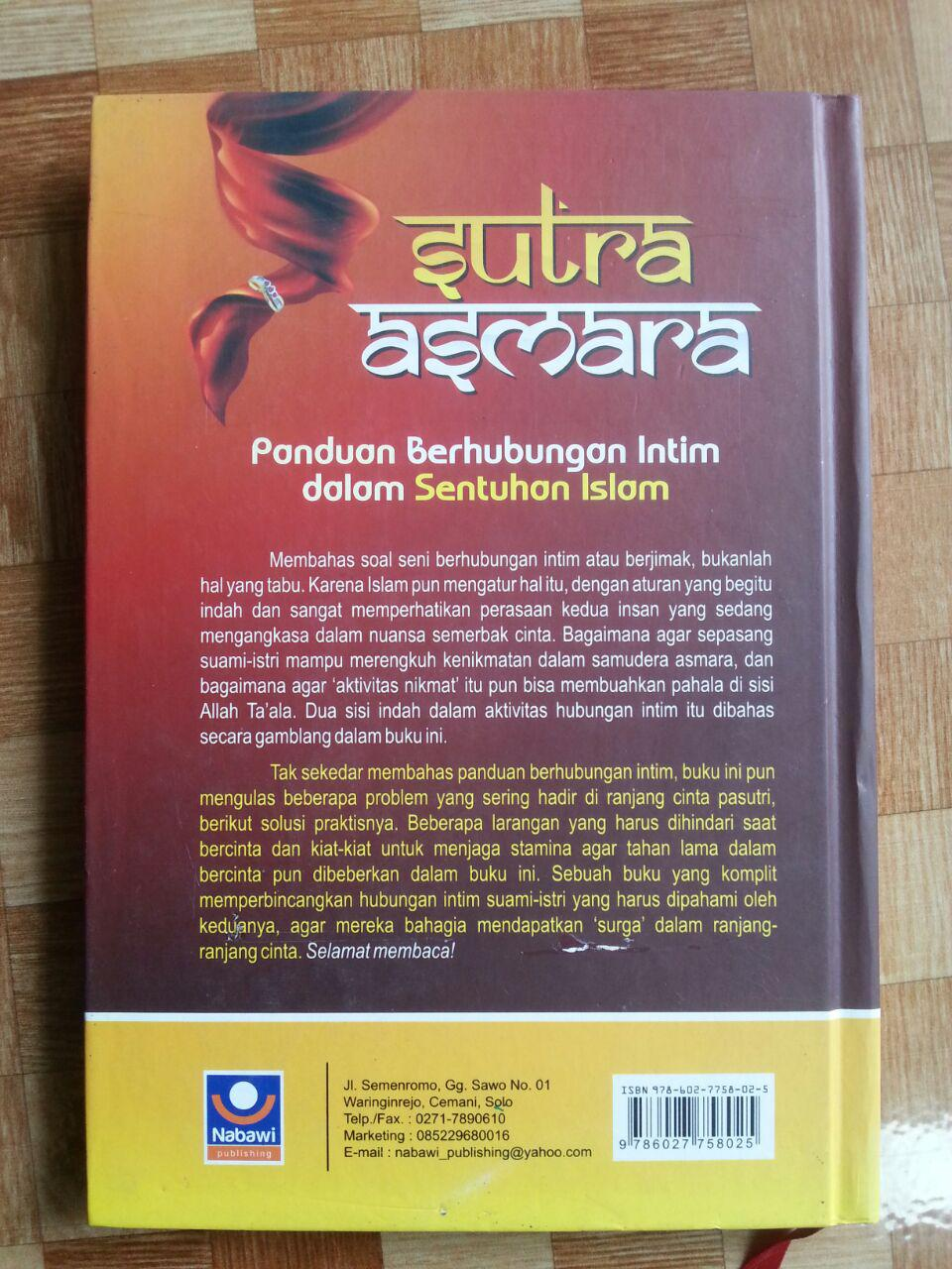 Buku Sutra Asmara cover