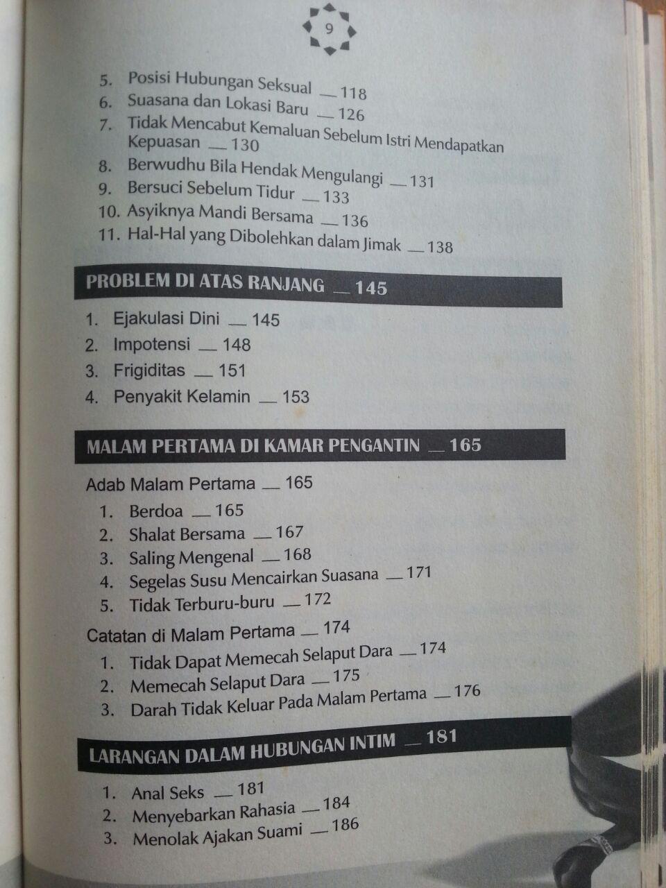 Buku Sutra Asmara isi 2