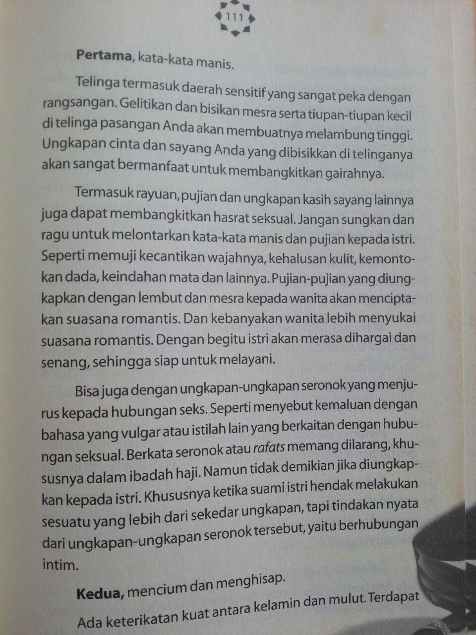 Buku Sutra Asmara isi 3