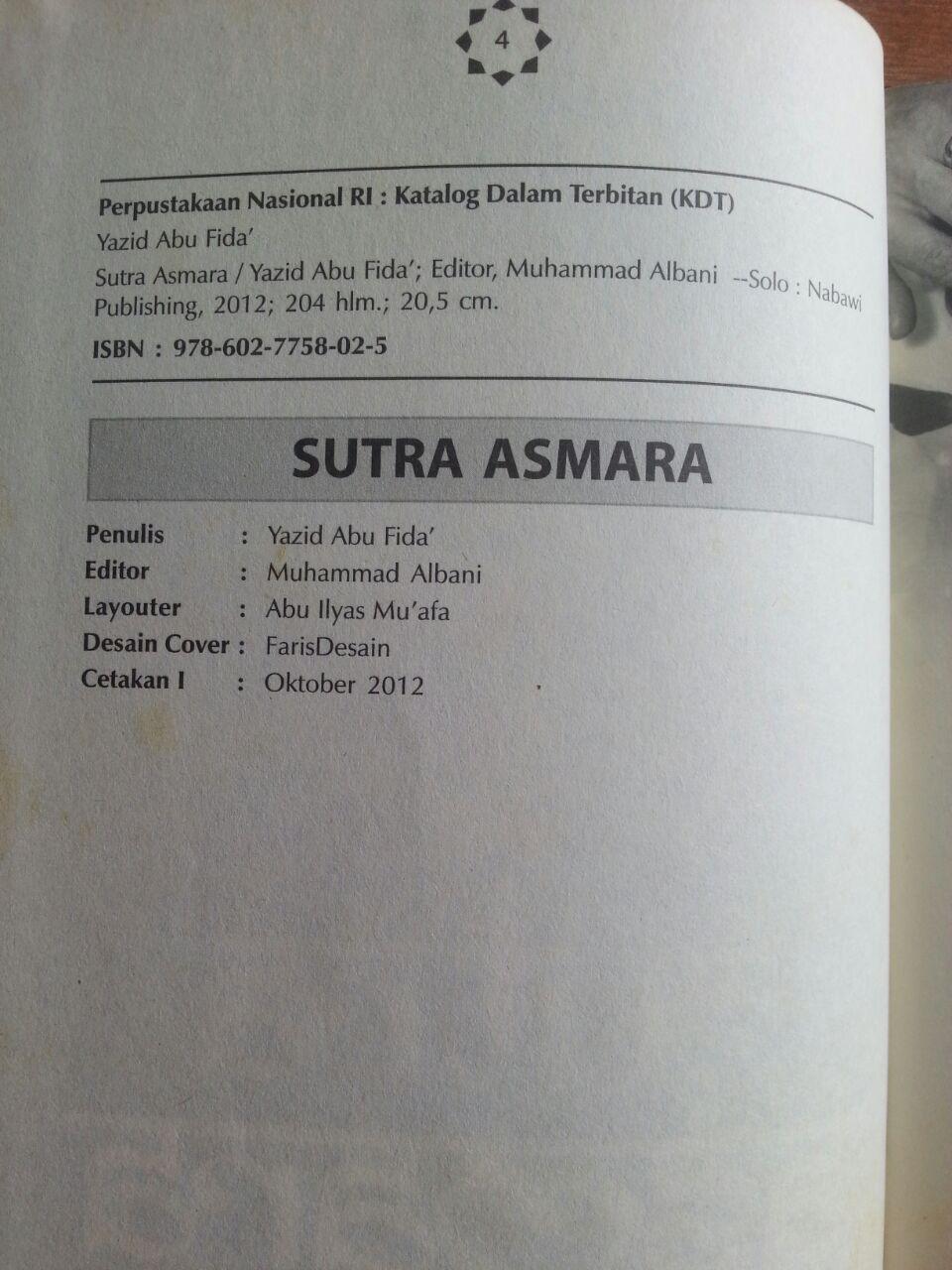 Buku Sutra Asmara isi