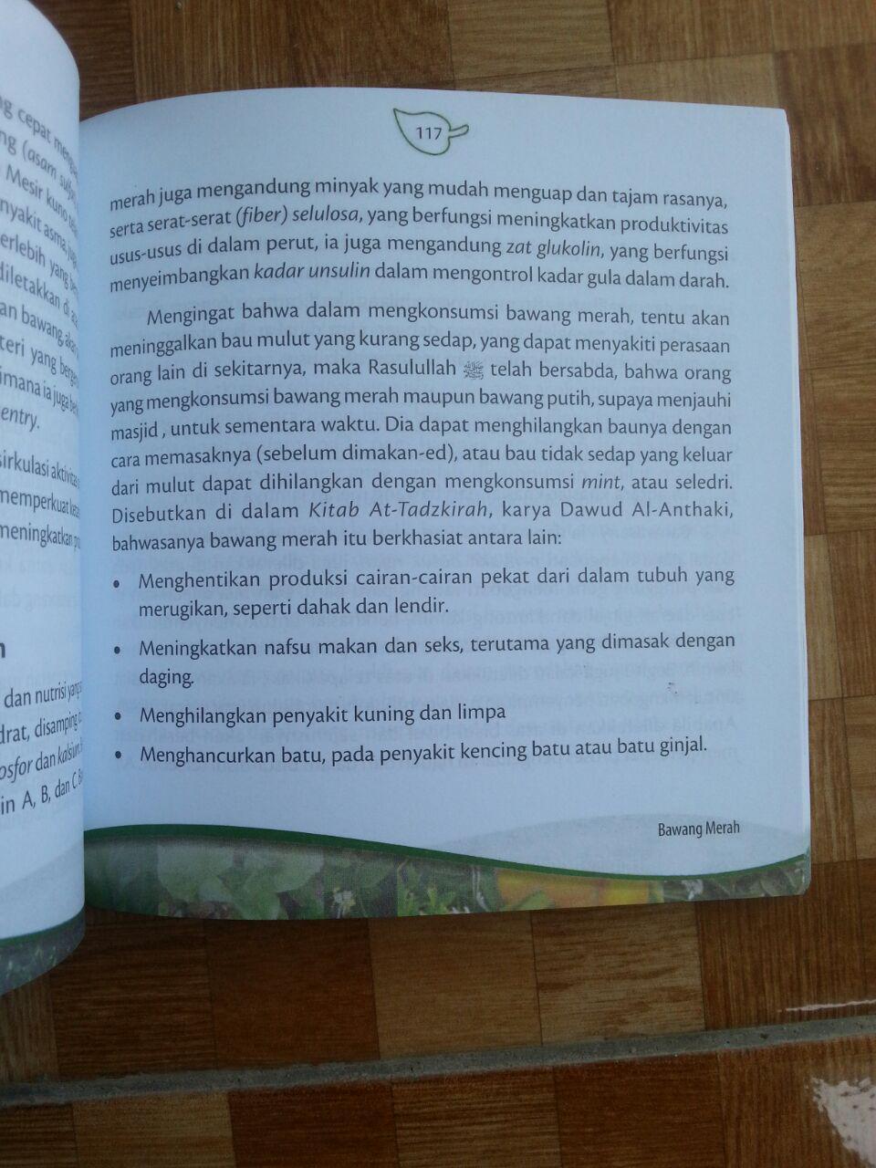 Buku Sehat Dengan Herbal Pilihan isi 3