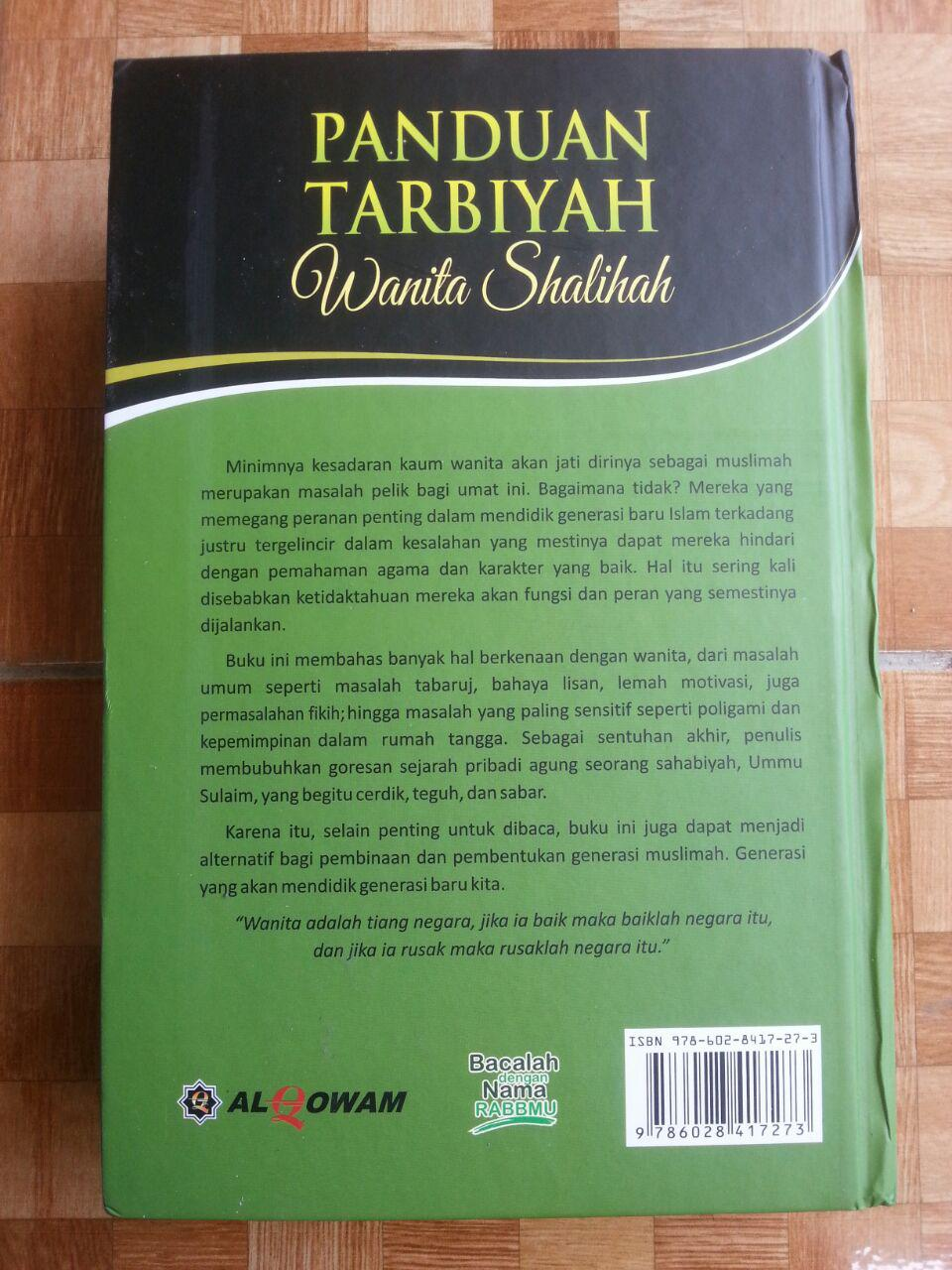 Buku Panduan Tarbiyah Wanita Shalihah cover