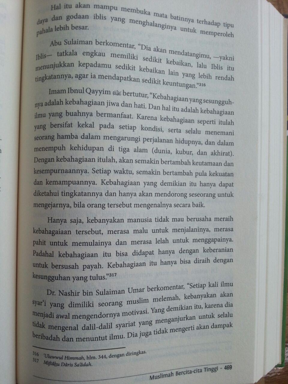Buku Panduan Tarbiyah Wanita Shalihah isi 5