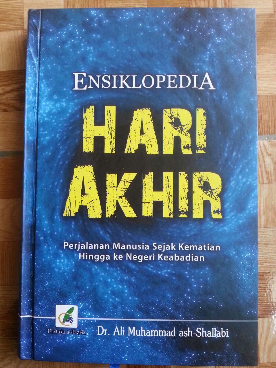 Buku Ensiklopedia Hari Akhir cover 2