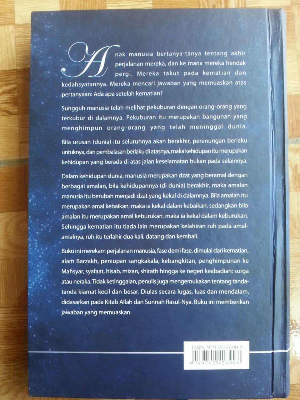 Buku Ensiklopedia Hari Akhir cover