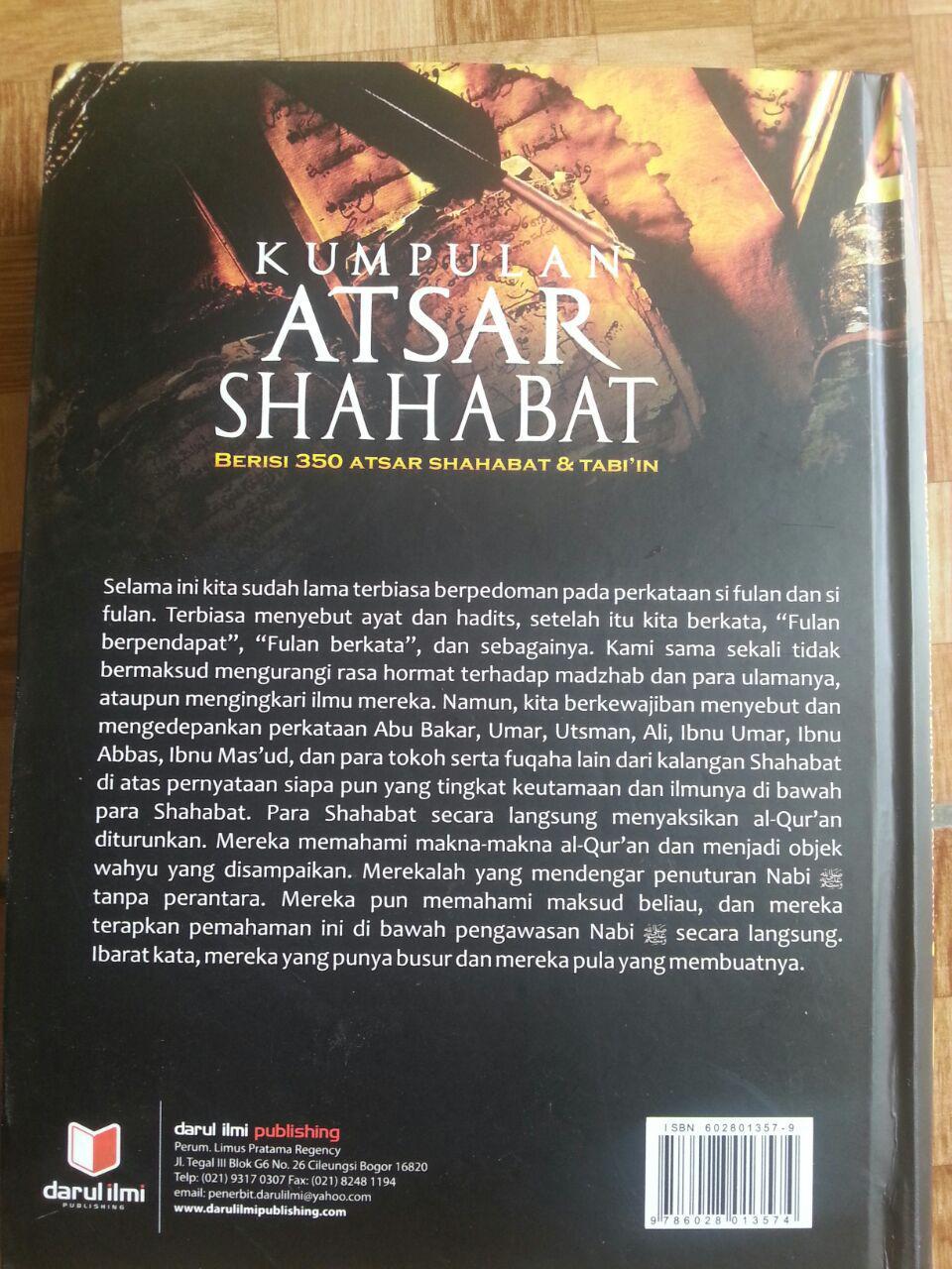 Buku Kumpulan Atsar Shahabat 1 Set 2 Jilid cover 2