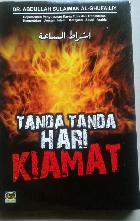 Buku Tanda-Tanda Hari Kiamat cover