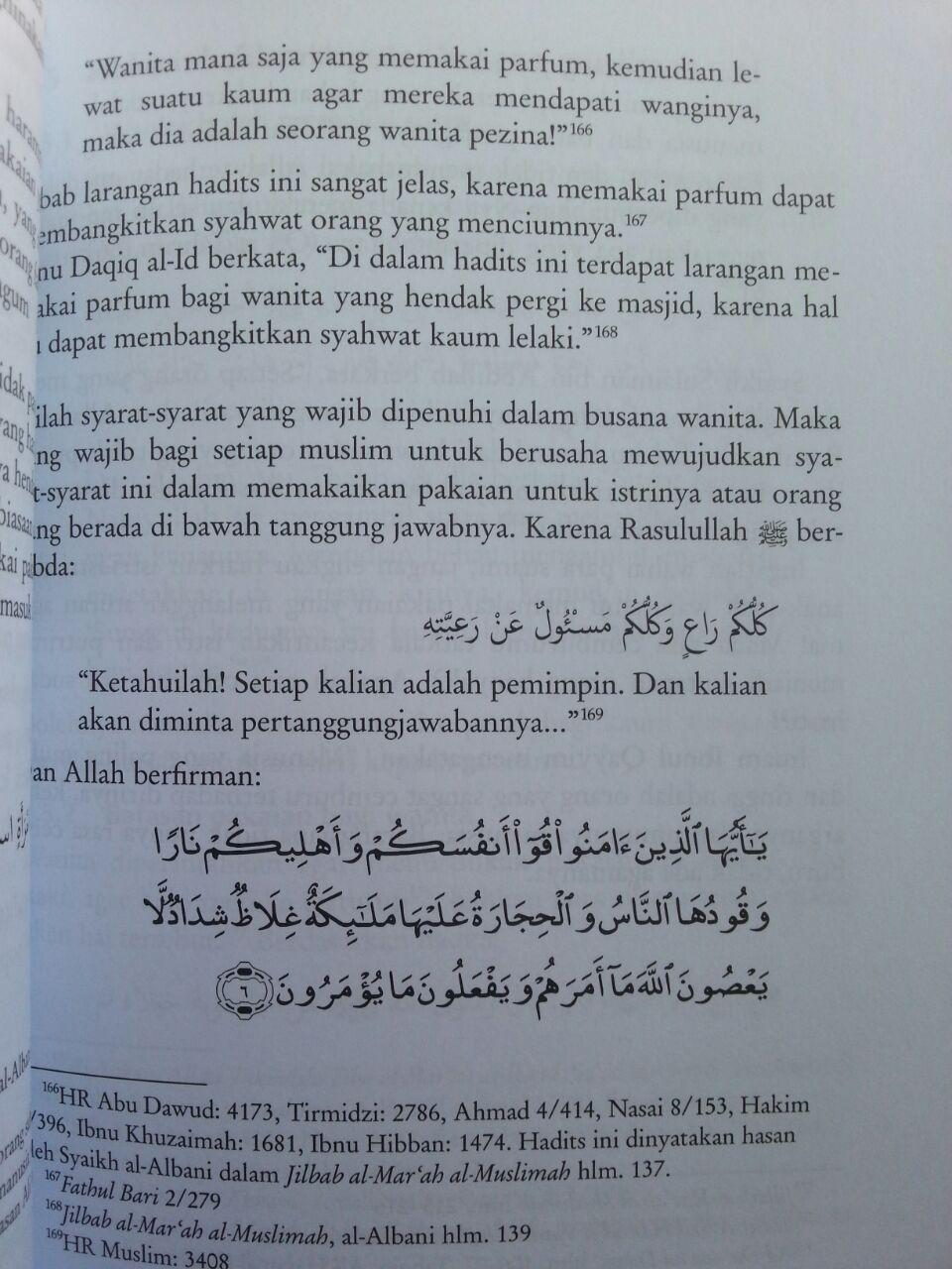 Buku Wanita Dan Mode Panduan Berhias Wanita Sesuai Al-Quran dan As-Sunnah isi 3