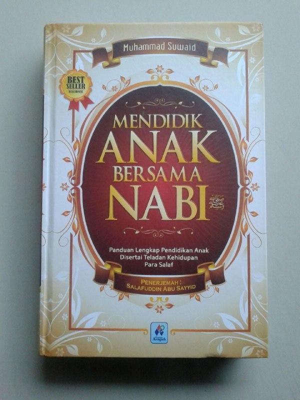 Buku Mendidik Anak Bersama Nabi cover