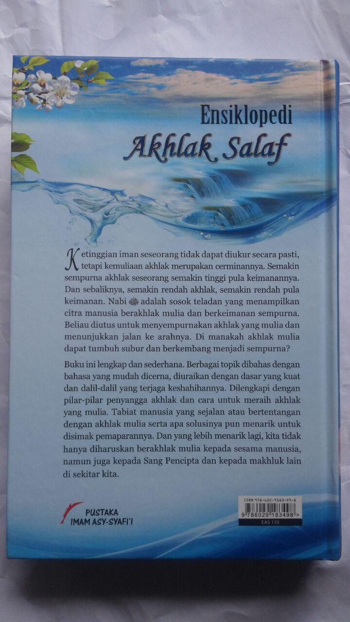 Buku Ensiklopedi Akhlak Salaf Plus 13 Cara Mencapai Akhlak Mulia cover 2
