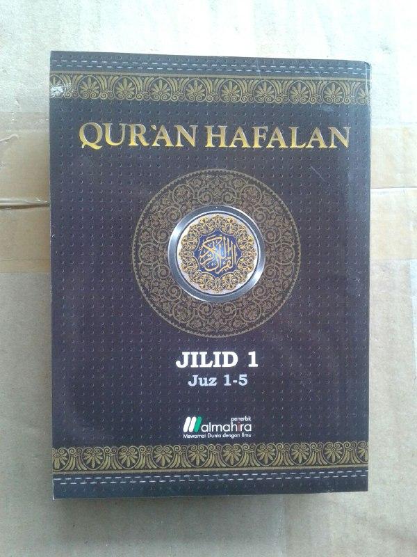 Al-Qur'an Hafalan Per 5 Juz cover 3