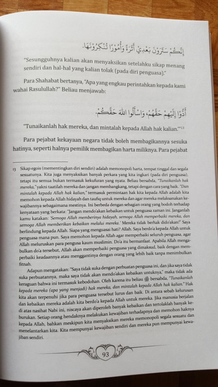 Buku Politik Islam Ta'liq Siyasah Syar'iyyah Ibnu Taimiyyah isi 4