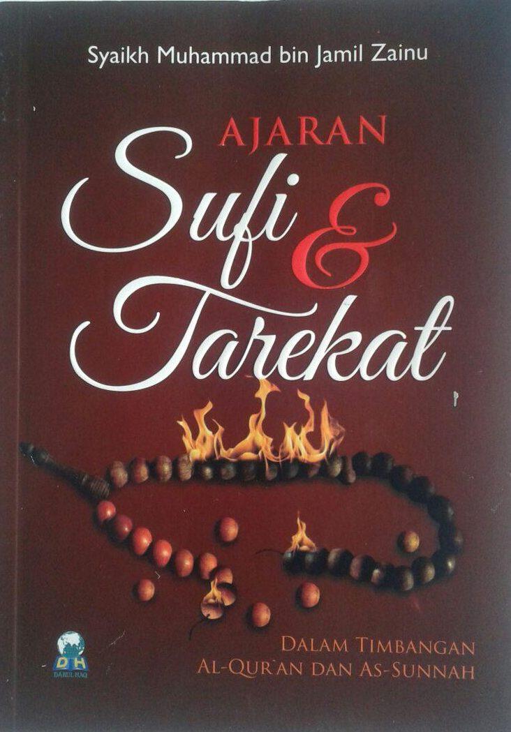 Buku Ajaran Sufi Dan Tarekat Dalam Timbangan Al-Quran Dan As-Sunnah cover 2