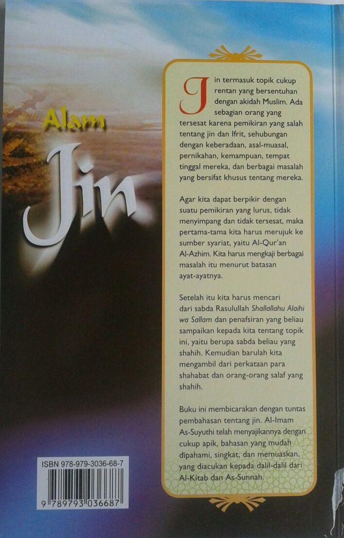 Buku Alam Jin cover