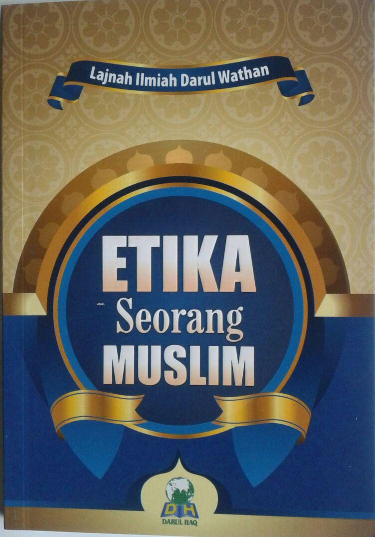 Buku Saku Etika Seorang Muslim cover 2