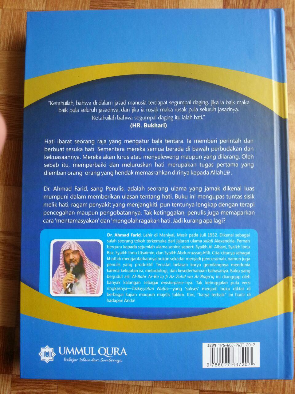 Buku Tazkiyatun Nafs Penyucian Diri Dalam Islam cover