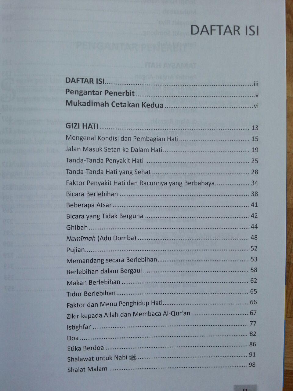 Buku Tazkiyatun Nafs Penyucian Diri Dalam Islam isi 2