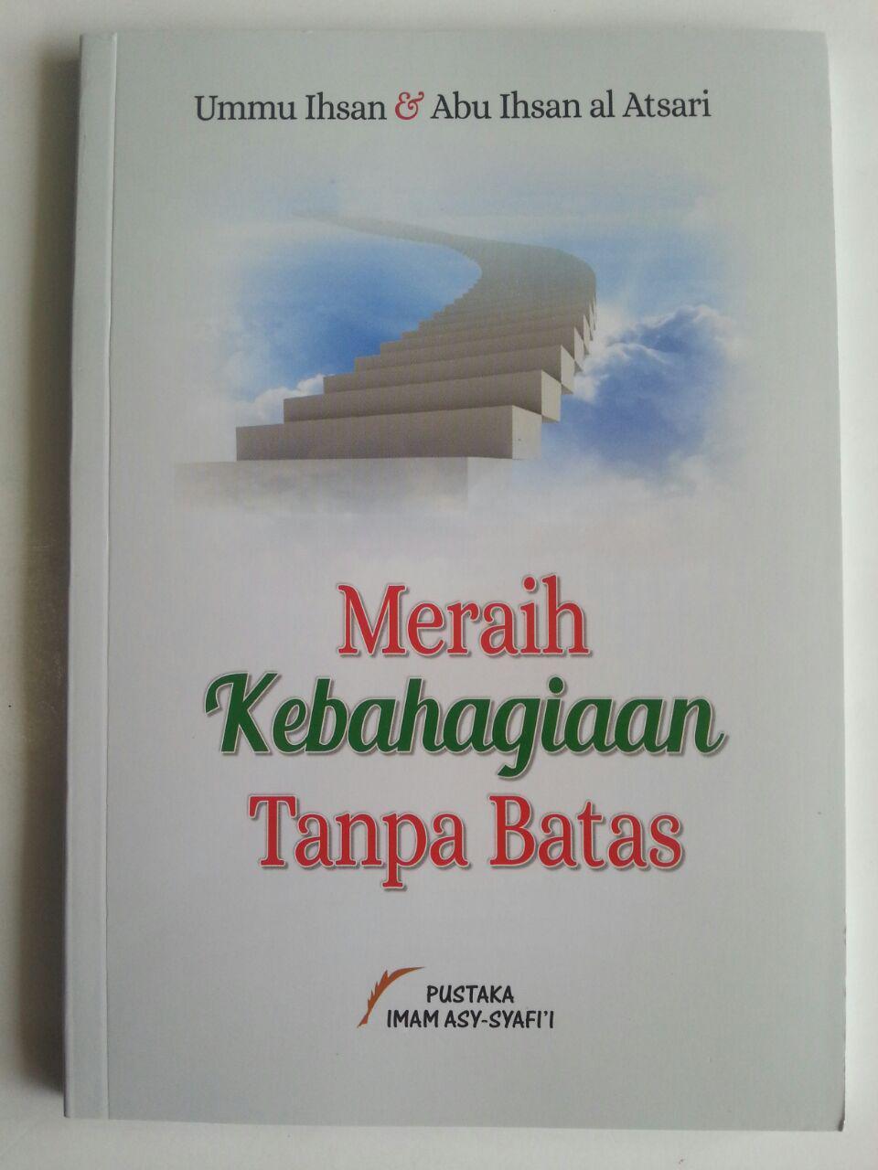 Buku Meraih Kebahagiaan Tanpa Batas cover 2