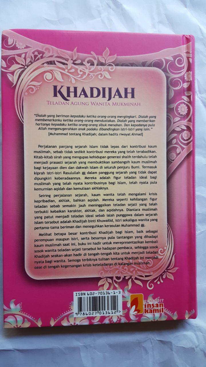 Buku Khadijah Teladan Agung Wanita Mukminah cover 2