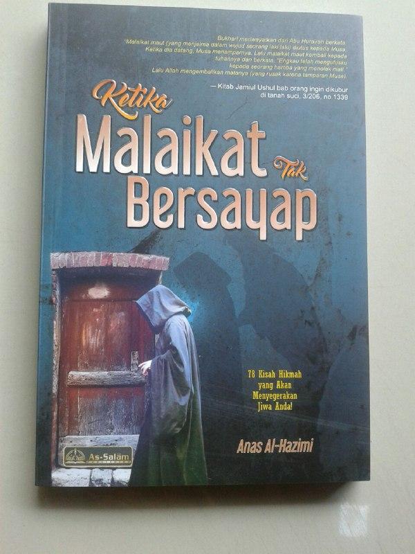 Buku Ketika Malaikat Tak Bersayap 78 Kisah Penuh Hikmah cover