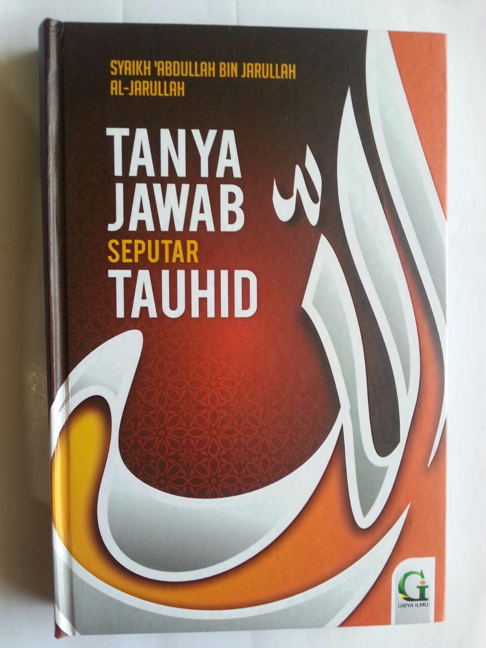 Buku Tanya Jawab Seputar Tauhid cover 2