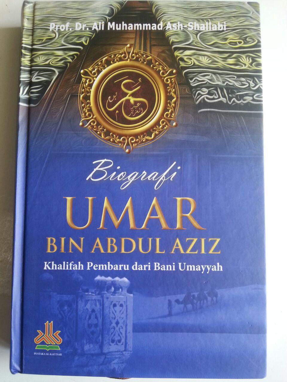 Buku Umar bin Abdul Aziz Khalifah Pembaru Dari Bani Umayyah cover 2